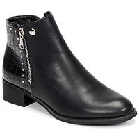 Boty Ženy Kotníkové boty Les Petites Bombes ALINE Černá