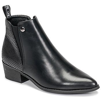 Boty Ženy Kotníkové boty Les Petites Bombes ANTONELLA Černá