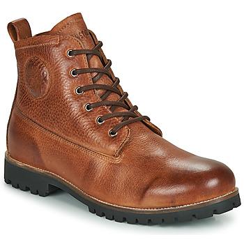 Boty Muži Kotníkové boty Blackstone OM60 Hnědá
