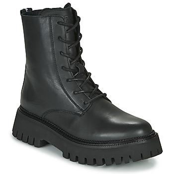 Boty Ženy Kotníkové boty Bronx GROOV Y Černá