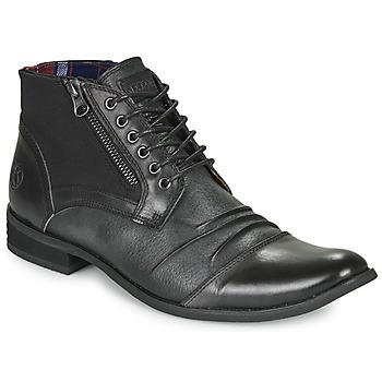 Boty Muži Kotníkové boty Kdopa TOM Černá
