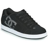 Boty Muži Nízké tenisky DC Shoes NET Černá / Šedá