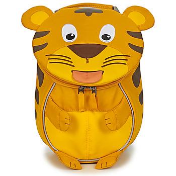 Taška Děti Batohy Affenzahn TIMMY TIGER Žlutá