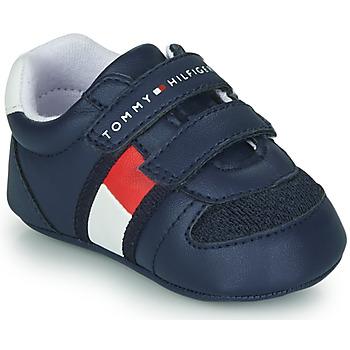 Boty Děti Nízké tenisky Tommy Hilfiger T0B4-30191 Modrá