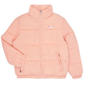 Textil Dívčí Prošívané bundy Fila STORM Růžová