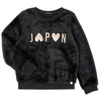 Textil Dívčí Mikiny Ikks XR15042 Černá