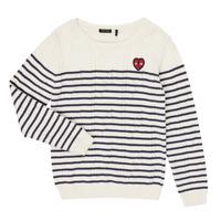 Textil Dívčí Svetry Ikks XR18032 Bílá