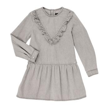 Textil Dívčí Krátké šaty Ikks XR30022 Šedá