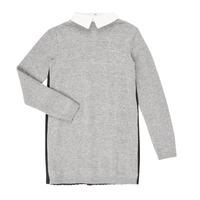 Textil Dívčí Krátké šaty Ikks XR30082 Šedá