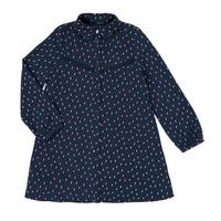 Textil Dívčí Krátké šaty Ikks XR30152 Modrá