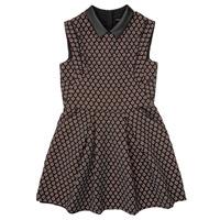 Textil Dívčí Krátké šaty Ikks XR30212 Černá