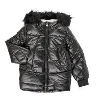 Textil Dívčí Parky Ikks XR41122 Černá