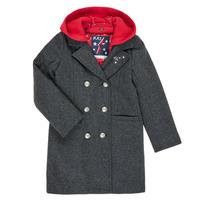Textil Dívčí Kabáty Ikks XR44012 Šedá