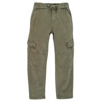 Textil Chlapecké Cargo trousers  Ikks XR22033 Khaki