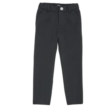 Textil Chlapecké Kapsáčové kalhoty Ikks XR23023 Černá