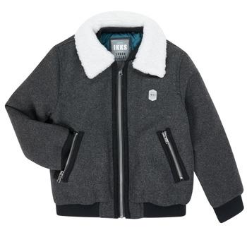 Textil Chlapecké Bundy Ikks XR40083 Šedá