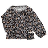 Textil Dívčí Košile / Halenky Ikks XR12020 Černá