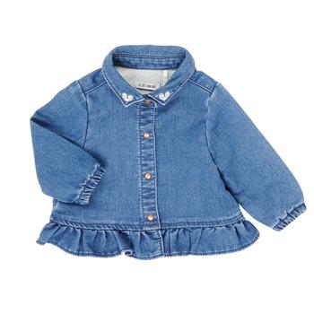 Textil Dívčí Košile / Halenky Ikks XR12030 Modrá