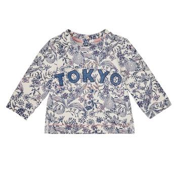 Textil Dívčí Mikiny Ikks XR15020 Bílá