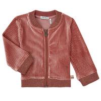 Textil Dívčí Svetry / Svetry se zapínáním Ikks XR17030 Růžová