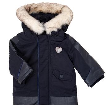 Textil Dívčí Parky Ikks XR42000 Modrá