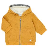 Textil Chlapecké Svetry / Svetry se zapínáním Ikks XR17031 Žlutá