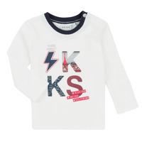 Textil Chlapecké Set Ikks XR36001 Bílá