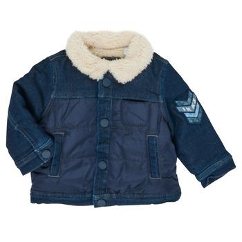 Textil Chlapecké Bundy Ikks XR40031 Modrá