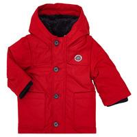 Textil Chlapecké Parky Ikks XR42001 Červená
