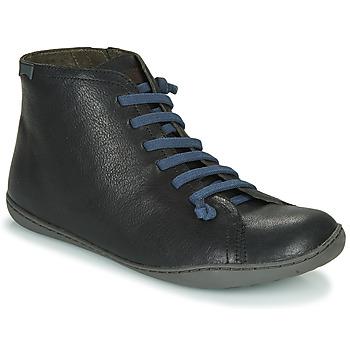Boty Muži Kotníkové boty Camper PEU CAMI Černá