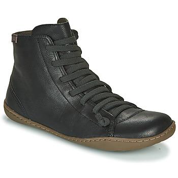 Boty Ženy Kotníkové boty Camper PEU CAMI Černá