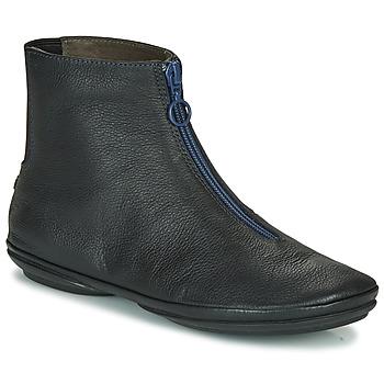 Boty Ženy Kotníkové boty Camper RIGHT NINA Černá