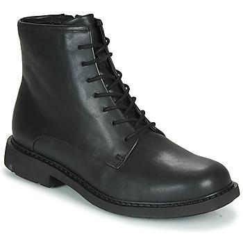 Boty Ženy Kotníkové boty Camper MILX Černá