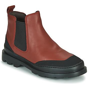 Boty Ženy Kotníkové boty Camper BRUTUS Hnědá