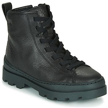Boty Děti Kotníkové boty Camper BRUTUS Černá