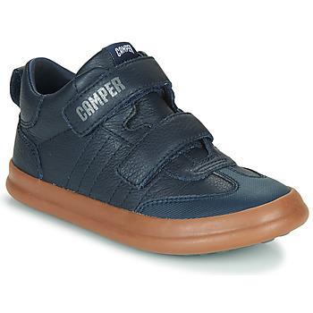 Boty Děti Nízké tenisky Camper POURSUIT Tmavě modrá