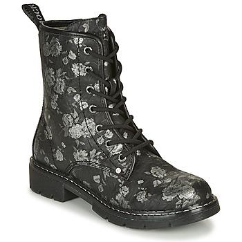 Boty Ženy Kotníkové boty Dockers by Gerli 45PN201 Černá