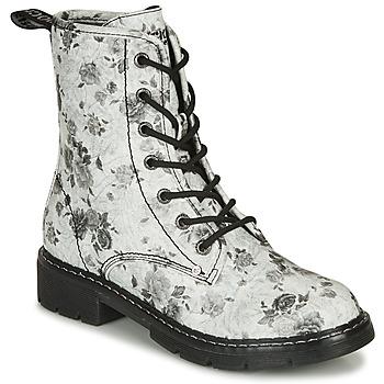 Boty Ženy Kotníkové boty Dockers by Gerli 45PN201 Bílá