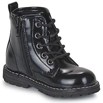 Boty Děti Kotníkové boty Chicco COLLES Černá