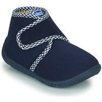 Boty Děti Papuče Chicco TAXO Modrá
