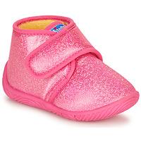 Boty Dívčí Papuče Chicco TAXO Růžová