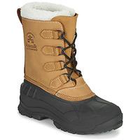 Boty Ženy Zimní boty KAMIK ALBORG Hnědá
