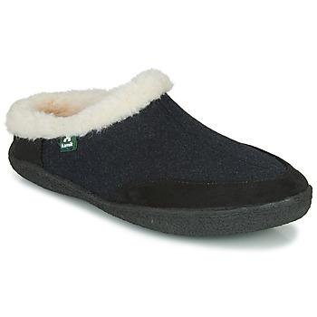 Boty Muži Papuče KAMIK CABIN Černá