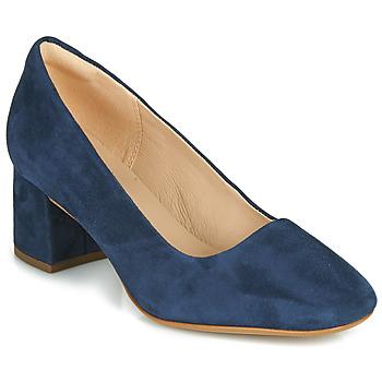 Boty Ženy Lodičky Clarks SHEER ROSE 2 Tmavě modrá
