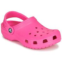 Boty Děti Pantofle Crocs CLASSIC KIDS Růžová