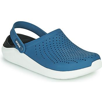 Boty Pantofle Crocs LITERIDE CLOG Modrá