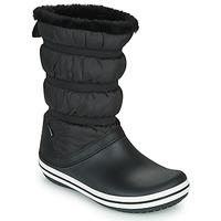Boty Ženy Zimní boty Crocs CROCBAND BOOT W Černá