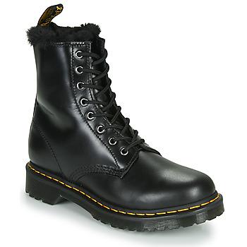 Boty Ženy Kotníkové boty Dr Martens 1460 SERENA Černá