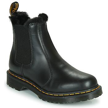 Boty Ženy Kotníkové boty Dr Martens 2976 LEONORE Černá