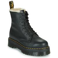 Boty Ženy Kotníkové boty Dr Martens JADON FL Černá